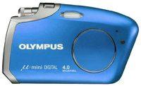 Olympus Mju MINI Digital modrý