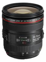 Canon EF 24-70 mm f/4,0 L IS USM