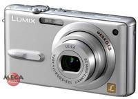 Panasonic DMC-FX9 stříbrný