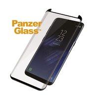PanzerGlass tvrzené sklo Edge-to-edge pro Galaxy S8 černé