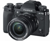 Fujifilm X-T3 + 18-55 mm - Foto kit