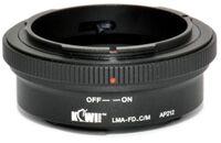 JJC adaptér z Fuji X-Pro 1 na Canon M