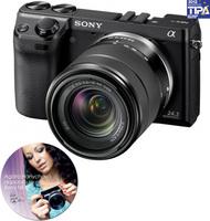 Sony NEX-7 černý + 18-55 mm + 55-210 mm