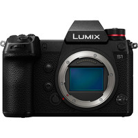 Panasonic Lumix DC-S1 + 24-105 mm + 70-200 mm