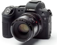EasyCover silikonové pouzdro pro Canon EOS R černé