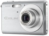 Casio EXILIM - Z60 stříbrný