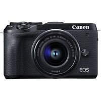 Canon EOS M6 mark II + 15-45 mm STM