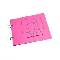Fujifilm DIY album černo-modré