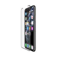 Belkin tvrzené zakřivené sklo Screenforce TemperedCurve pro iPhone 11 Pro / XS / X