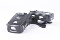 Pixel King Pro radiový vysílač blesků s TTL pro Canon + přijímač bazar