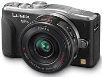 Panasonic Lumix DMC-GF6 + 14-42 mm PowerZoom černý