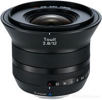 Zeiss Touit T* 12mm f/2,8 X pro Fuji X
