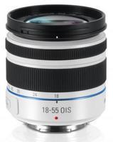 Samsung NX 18-55mm f/3,5-5,6 III O.I.S. bílý