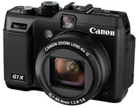 Canon PowerShot G1 X + adaptér na filtr + PL filtr 58mm + automat. krytka!