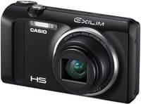 Casio EXILIM EX-ZR400 černý + 8GB karta + pouzdro Ridge 30 + čistící utěrka!