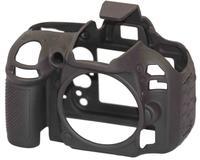 EasyCover silikonové pouzdro pro Nikon D600, D610 černé