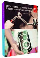 Adobe PhotoShop Elements 12 + Premiere 12