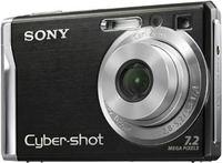 Sony DSC-W85 černý