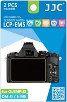 JJC ochranná folie LCD LCP-EM5 pro Olympus OM-D E-M5, E-M10