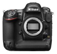 Nikon D4 tělo