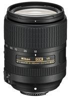 Nikon 18-300mm f/3,5-6,3 AF-S DX G ED VR