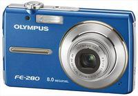 Olympus FE-280 modrý
