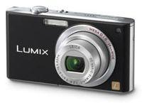 Panasonic DMC-FX33 černý