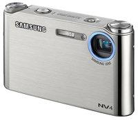 Samsung NV4 stříbrný