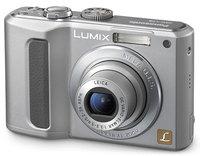 Panasonic Lumix DMC-LZ8 stříbrný