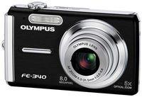 Olympus FE-340 černý
