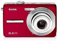Kodak EasyShare M863 červený