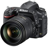 Nikon D750 + 24-120 mm VR