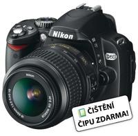 Nikon D60 + 18-70 mm