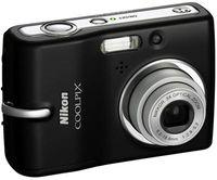 Nikon Coolpix L12 černý
