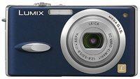 Panasonic DMC-FX8 modrý