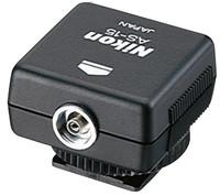 Nikon AS-15 adaptér synchrozinačního kabelu