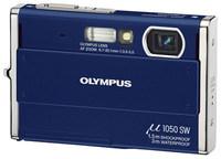 Olympus Mju 1050 SW modrý