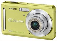 Casio EXILIM Z19 zelený