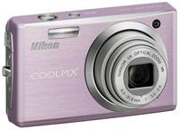 Nikon Coolpix S560 růžový