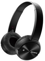 Sony sluchátka MDR-ZX330BT černá
