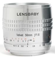 Lensbaby Velvet 56 pro Canon