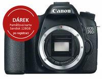Canon EOS 70D tělo