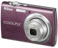 Nikon CoolPix S230 fialový