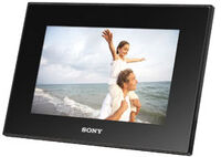 Sony fotorámeček DPF-D72B