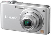 Panasonic Lumix DMC-FS6 stříbrný