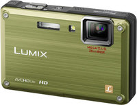Panasonic Lumix DMC-FT1 zelený