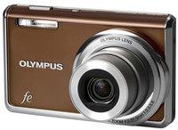 Olympus FE-5020 hnědý