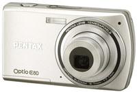 Pentax Optio E80 stříbrný