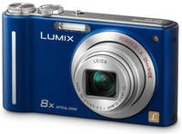 Panasonic Lumix DMC-ZX1 modrý