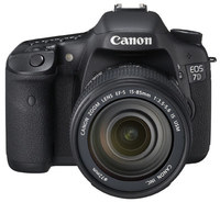 Canon EOS 7D + 18-135 mm IS